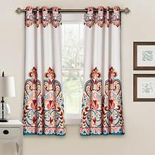 Lush Decor - Clara Room-Darkening Window Curtains