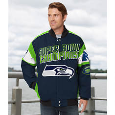 Men's NFL Legacy Cotton Twill Jacket
