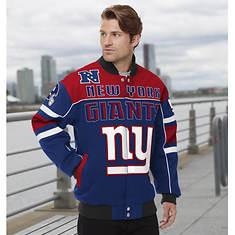 Men's NFL Blitz Twill Jacket
