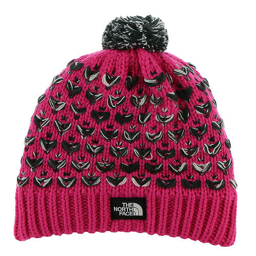 591be5309 The North Face Girls' Chunky Pom Beanie