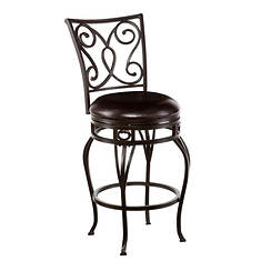 Freehold  Swivel Counter Stool