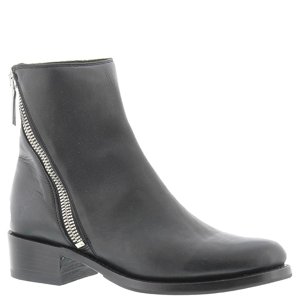 7d80b34fbbf Frye Company Demi Zip Bootie Women's Boot - Black | eBay