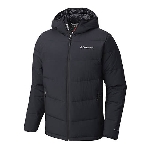 Columbia Men's Lone Fir 650 Turbodown™ Hooded Jacket
