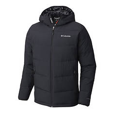 Columbia Men's Lone Fir 650 Turbodown™ Hooded Jacket