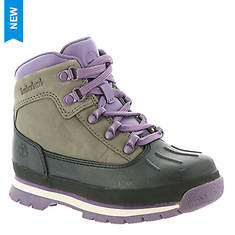 Timberland Euro Hiker Shell Toe (Girls' Toddler-Youth)