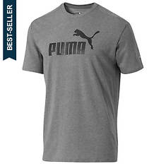 Puma Men's No 1 Logo Perf Graphic Tee