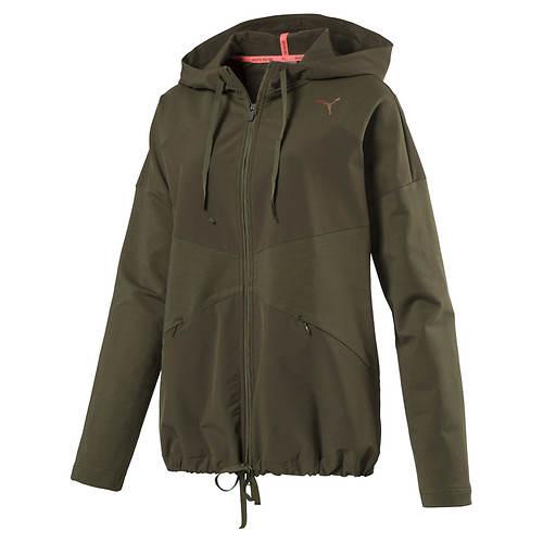 PUMA Women's Transition FZ Jacket