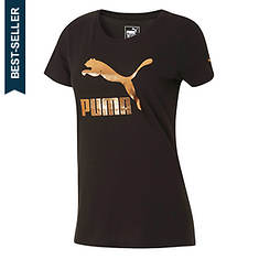 Puma Wome's Archive Life Tee