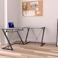 Bello Snyder L-Shaped Desk