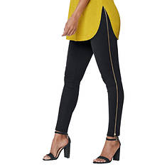 Side Zip Ponte Legging