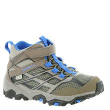 Merrell Moab FST Mid A/C WTRPF (Boys' Toddler-Youth)