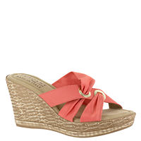 Coral Sandals