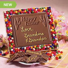 Personalized Chocolate Greeting