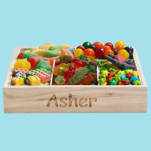 Personalized Kaleidoscope Candy Tray