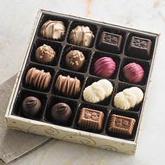Gourmet Chocolate Assortments- Dessert Truffles