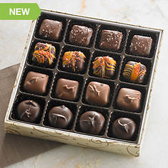 Gourmet Chocolate Assortments-Chocolate Caramels