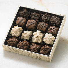 Gourmet Chocolate Assortments- Chocolate Pretzels