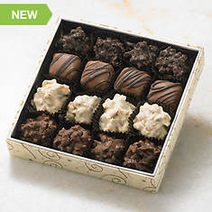 Gourmet Chocolate Assortments- Chocolate Pretzels