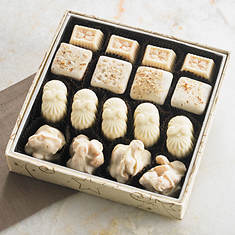 Gourmet Chocolate Assortments- White Creme Medley
