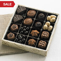 Gourmet Chocolate Assortments-Espresso