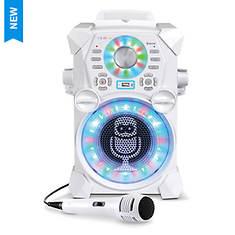 Singing Machine HD Karaoke System with Disco Lights