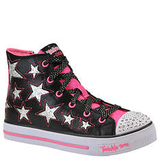 Skechers Twinkle Toes Shuffles - Rockin Star (Girls' Toddler-Youth)