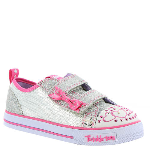 Skechers Twinkle Toes Shuffles-Itsy Bitsy (Girls' Infant-Toddler)