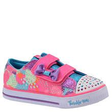 Skechers Twinkle Toes Shuffles 10834N (Girls' Infant-Toddler)