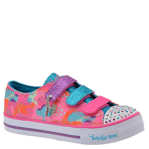 Skechers Twinkle Toes Shuffles-10760L (Girls' Toddler-Youth)