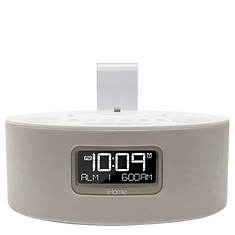 iHome Dual Charging Clock Radio with Lightning Dock