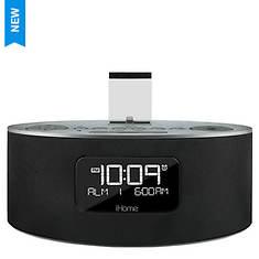 iHome Dual Charging Clock Radio with Lightning Dock