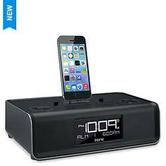 iHome Dual Charging Stereo FM Clock Radio with Lightning Dock