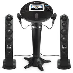 Singing Machine All-Digital Download Series HD Karaoke System