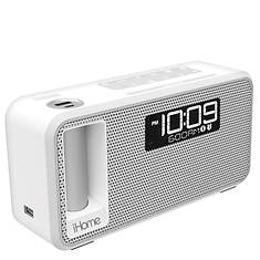 iHome Kineta K2 Dual Charging Bluetooth Clock Radio