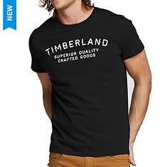 Timberland Men's Kennebec River Heritage Logo Tee
