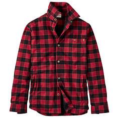 Timberland Men's Sherpa-Lined Shirt Jacket