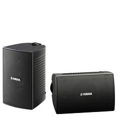 Yamaha 80W Weatherproof 2-Way Speakers