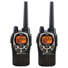 Midland 50-Channel Two-Way Radio Pair