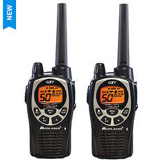 Midland 50-Channel Two-Way Radio Pair