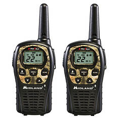 Midland 22-Channel Two-Way Radio Pair