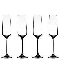 Cuisinart 4-Piece Vivere Champagne Flutes