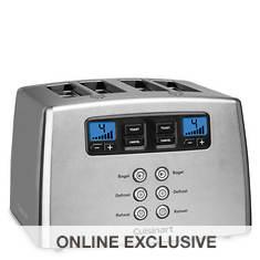 Cuisinart Leverless 4-Slice Toaster