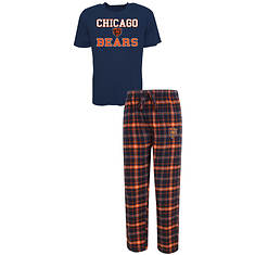 NFL Men's Halftime Sleep Set