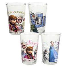 Disney's Frozen® Glasses Set of 4