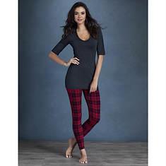Legging Pajama Set