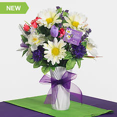 Personalized Everlasting Easter Bouquet