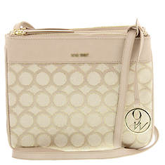 Nine West Women's 9's Jacquard Crossbody Bag
