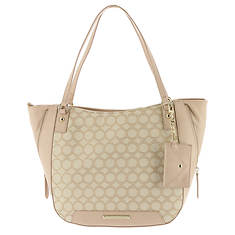 Nine West Women's 9's Jacquard Carryall Bag