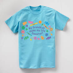 Personalized Grandma's Sweet Tee
