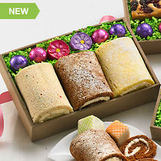 Bakery Box Cake Rolls
